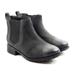 Ugg Bonham II waterproof leather Chelsea booties
